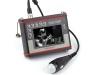 Portables Ultraschallgerät zur Untersuchung von kleinen Zuchttieren. Universalgerät zur Bilddiagnostik bei Schweinen, Ziegen und Kühen
