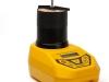 Robuster, halbautomatischer Spender aus ABS, der eine optimale Abmessung des optimalen Volumens der Probe ermöglicht