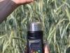 Feuchtigkeitsmesser DRAMINSKI TwistGrain ist klein, leicht und handlich, robust, zuverlässig, Messung der Kornfeuchtigkeit direkt auf dem Feld