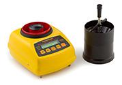DRAMINSKI GMDM Feuchtigkeitsmesser fürs Korn, Dichtemessung, Gerät für Profis, präzise Feuchte- und Dichtemessung des Korns