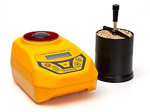 DRAMINSKI GMMpro Feuchtigkeitsmesser fürs Korn, das Gerät misst genau die Kornfeuchte mittels kapazitiver Methode