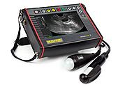 Ultraschallgerät für Tierärzte mit einer Praxis mit mehreren Schwerpunkten
