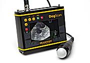 Leichtes und portables Ultraschallgerät zum schnellen Trächtigkeitsnachweis bei kleinen Tieren