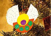 Weihnachtsbaum mit Kinderaugen gesehen