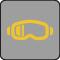 Brille zur Ultraschalldiagnostik bei Kühen/ Schweinen/Schafen. Bilddiagnostik, Ultraschalluntersuchung, Brille für portable Ultraschallgeräte