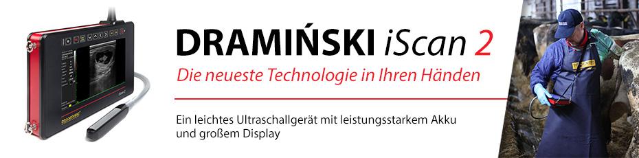 ein leichtes Ultraschallgerät mit leistungsstarkem Akku und großem Display