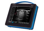 Modernes portables Dramiński Blue Ultraschallgerät für die Veterinärmedizin