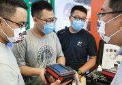 Unser neuestes Ultraschallgerät iScan mini feiert Premiere in China!